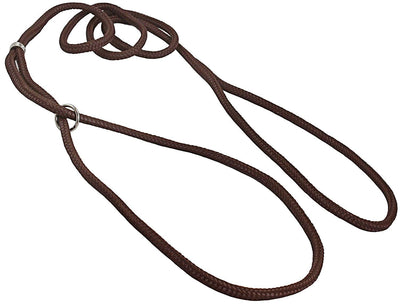 Dog Show Lead Braided Tubular Nylon 52