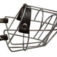 "Metal Wire Basket Dog Muzzle Pit Bull. Circumference 13"", Length 3.5"""