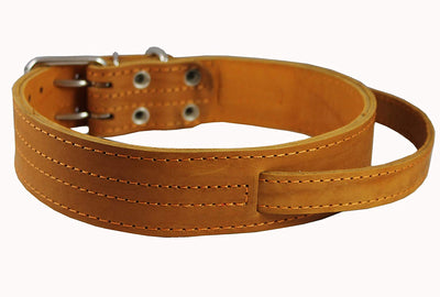 Tan Genuine Leather 27