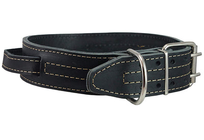Dogs My Love Black Genuine Leather 27