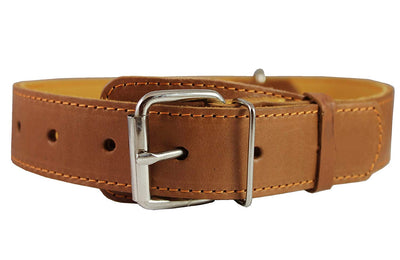 Genuine Leather Collar for Large and XLarge Dogs 20