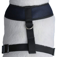 Dogs My Love Soft Mesh Walking Harness for Dogs and Puppies 6 sizes Blue