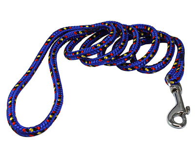4ft Nylon Rope Leash 1/4