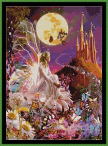 Tapestry Chart ( Pattern ) - FAIRY DREAMS *PDF File*