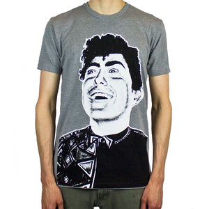 Hobo Johnson Rise T-Shirt - Grey