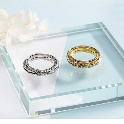 Astronomical Sphere Ring - The Universe On Your Finger Rings Wat Crate