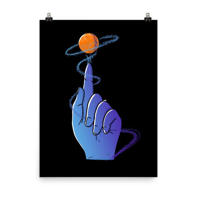 Reaching For The Stars - Custom Designed Poster Wat Crate 18×24