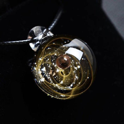 Universe-In-Glass™ Handmade Necklace Necklace Wat Crate 10