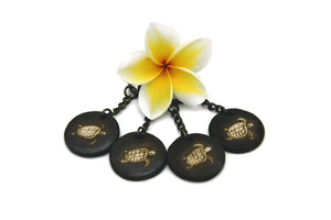Handmade Keychains, large - Great Souvenir from Hawaii