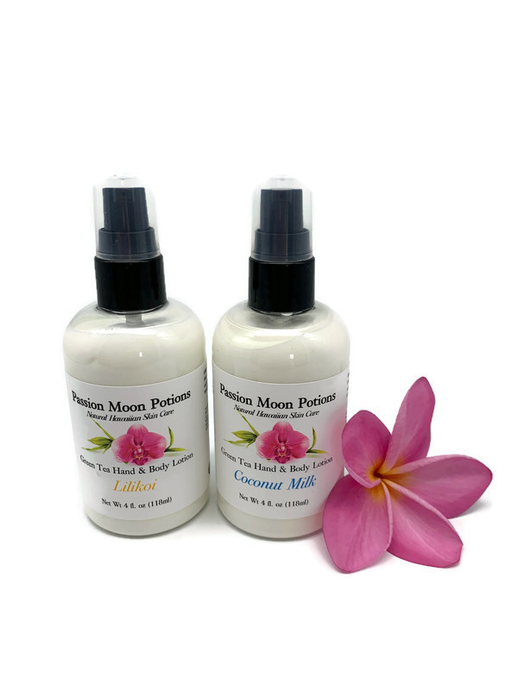 Hawaiian Hand & Body Lotion, 4oz - Great Souvenir from Hawaii
