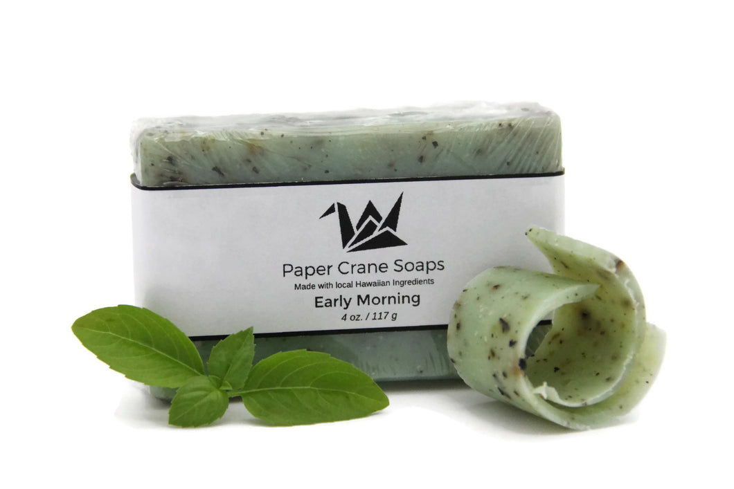 "Hawaiian Soap ""Early Morning"" - Great Souvenir from Hawaii"