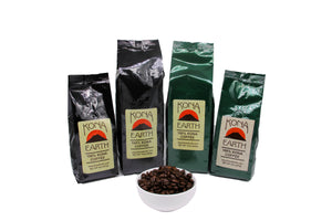 Kona Earth 100% Kona Coffee - Great Souvenir from Hawaii