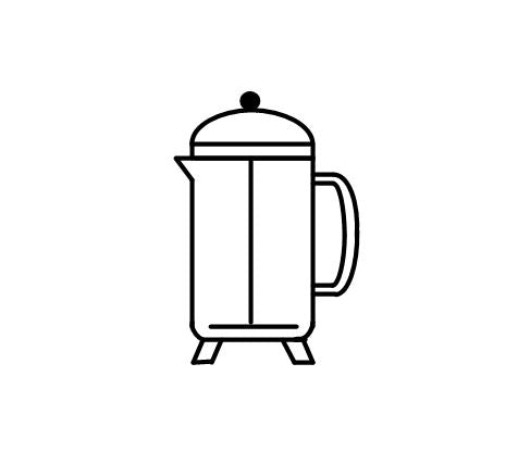 Cafetière / French Press / Coffee Plunger