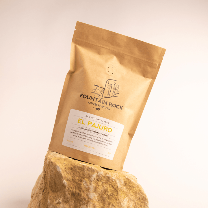 El Pajuro Peruvian Single Origin - 250g compostable coffee bag