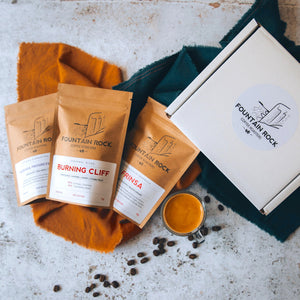 Intro Pack: Mini Coffee Explorer Box Set Plus