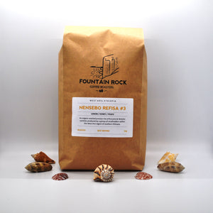 New Arrival - Nensebo Refisa #3 Single Origin Ethiopian - 1kg bag