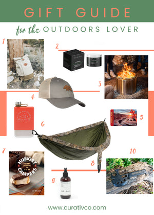 Gift Guide for the Outdoors Lovers