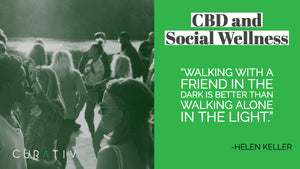 CBD and Social Wellness