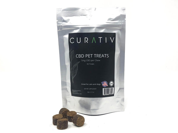 Curativ CBD Pet Treats
