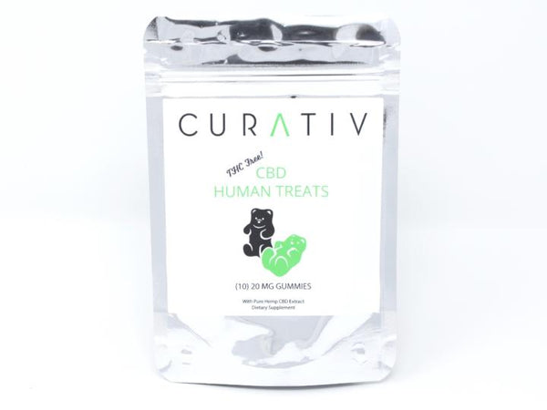 Curativ CBD Gummies - Single