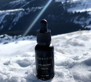 Curativ 1000 MG Tincture Snow