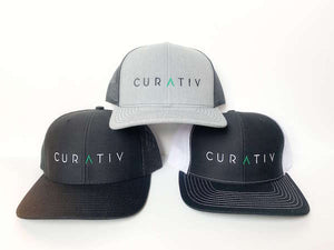 Curativ Trucker Hats Pyramid