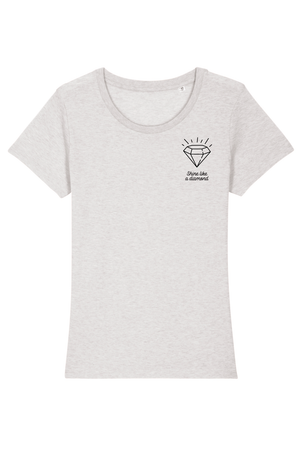 Shine like a diamond Women - Joh Clothing