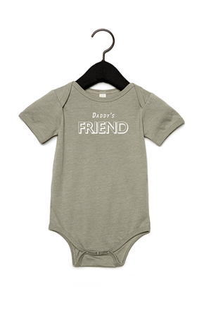 Daddy's friend romper * diverse kleuren - Joh Clothing