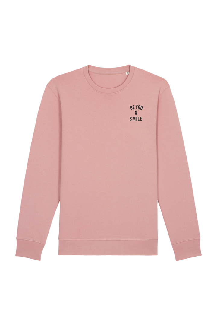 Be you & smile sweater - Joh Clothing