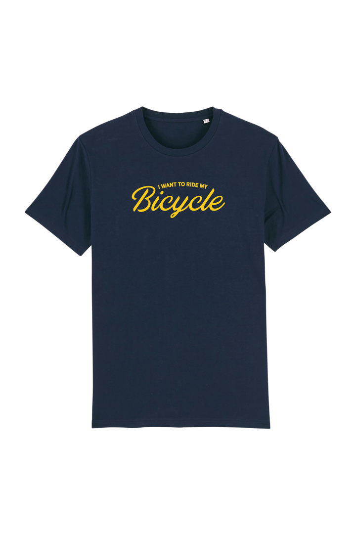 I want to ride my Bicycle - Joh Clothing