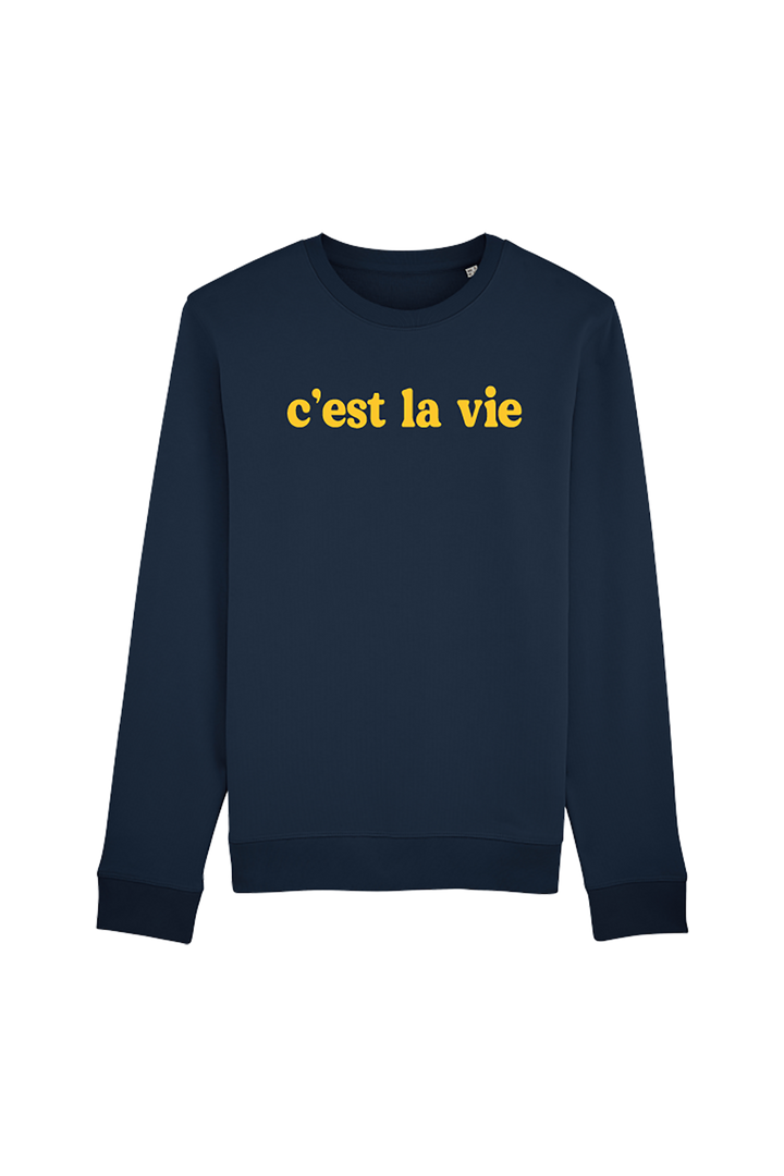 C'est la vie 2.0 sweater - Joh Clothing