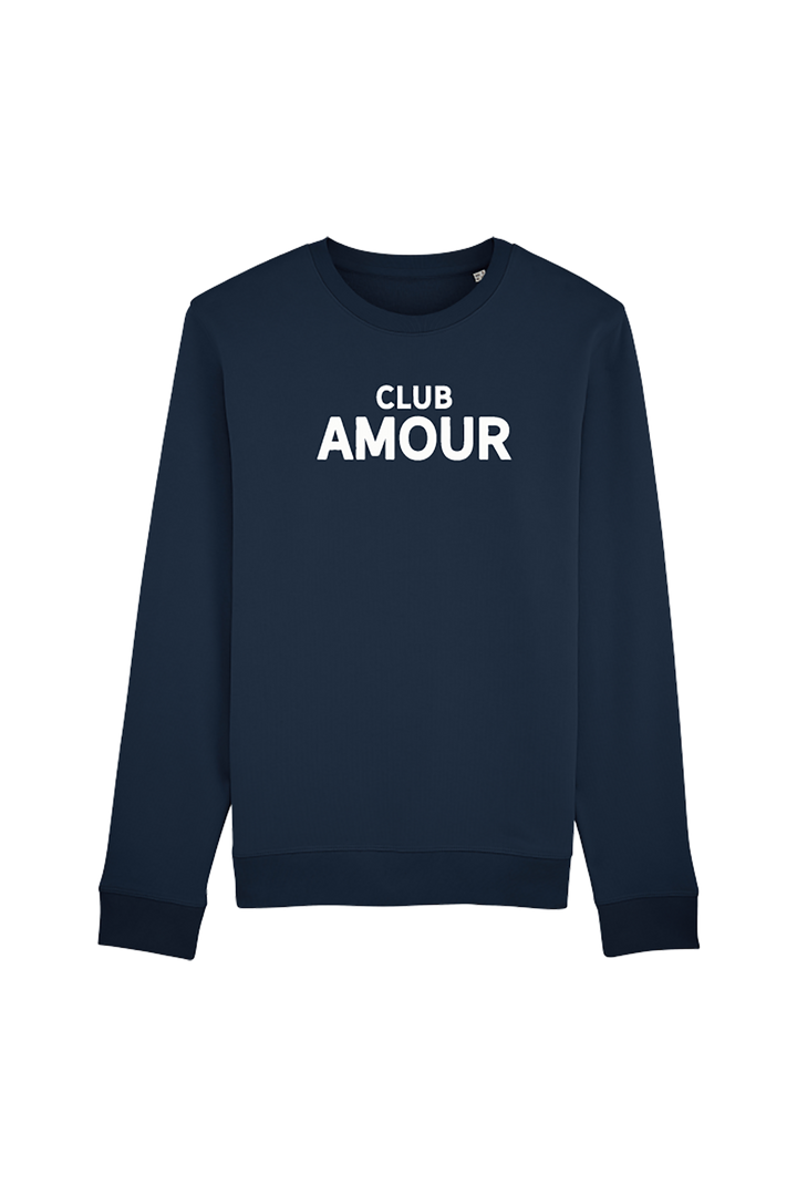 Club amour sweater * diverse kleuren - Joh Clothing