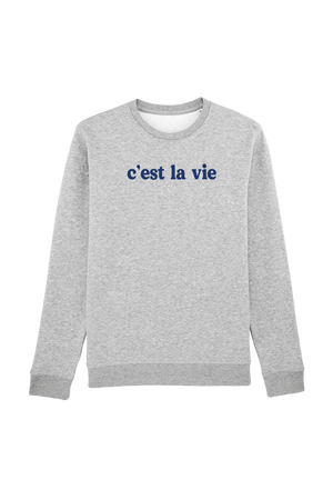 C'est la vie Sweater - Joh Clothing