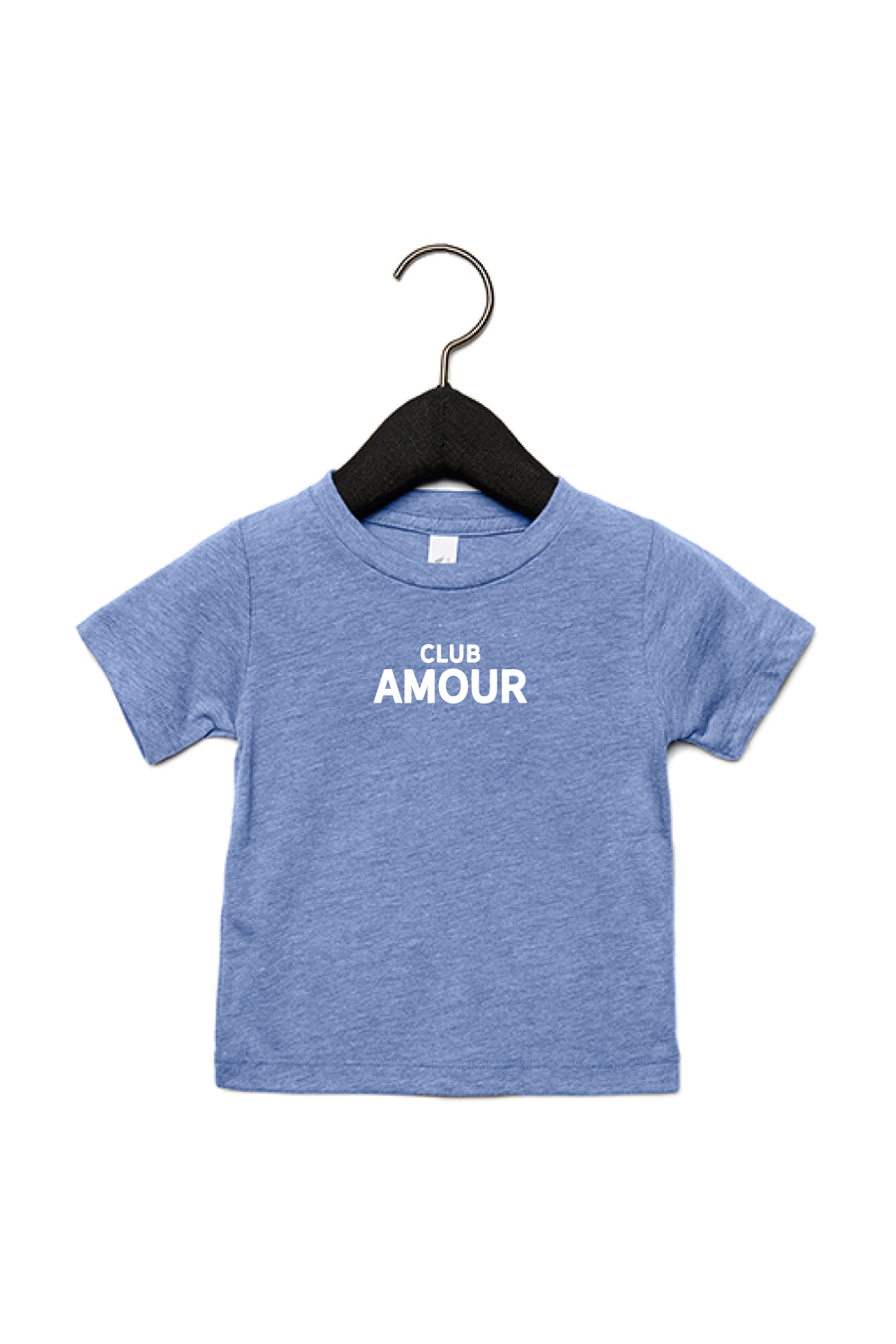 Club amour baby t-shirt * diverse kleuren - Joh Clothing