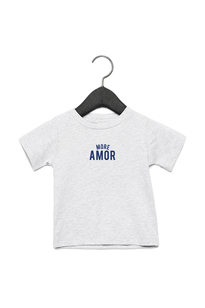 More amor baby t-shirt * diverse kleuren - Joh Clothing