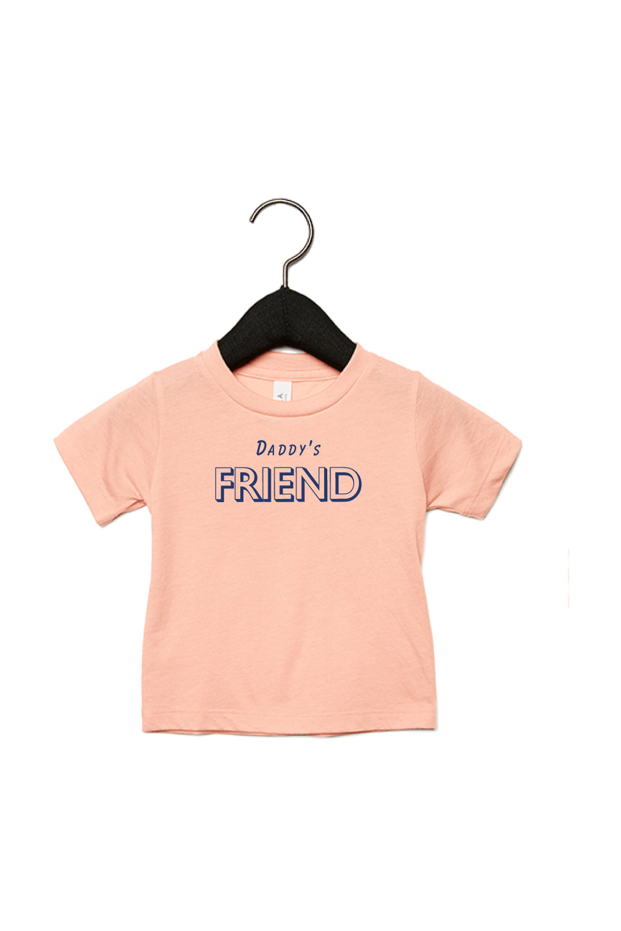 Daddy's friend baby t-shirt * diverse kleuren - Joh Clothing