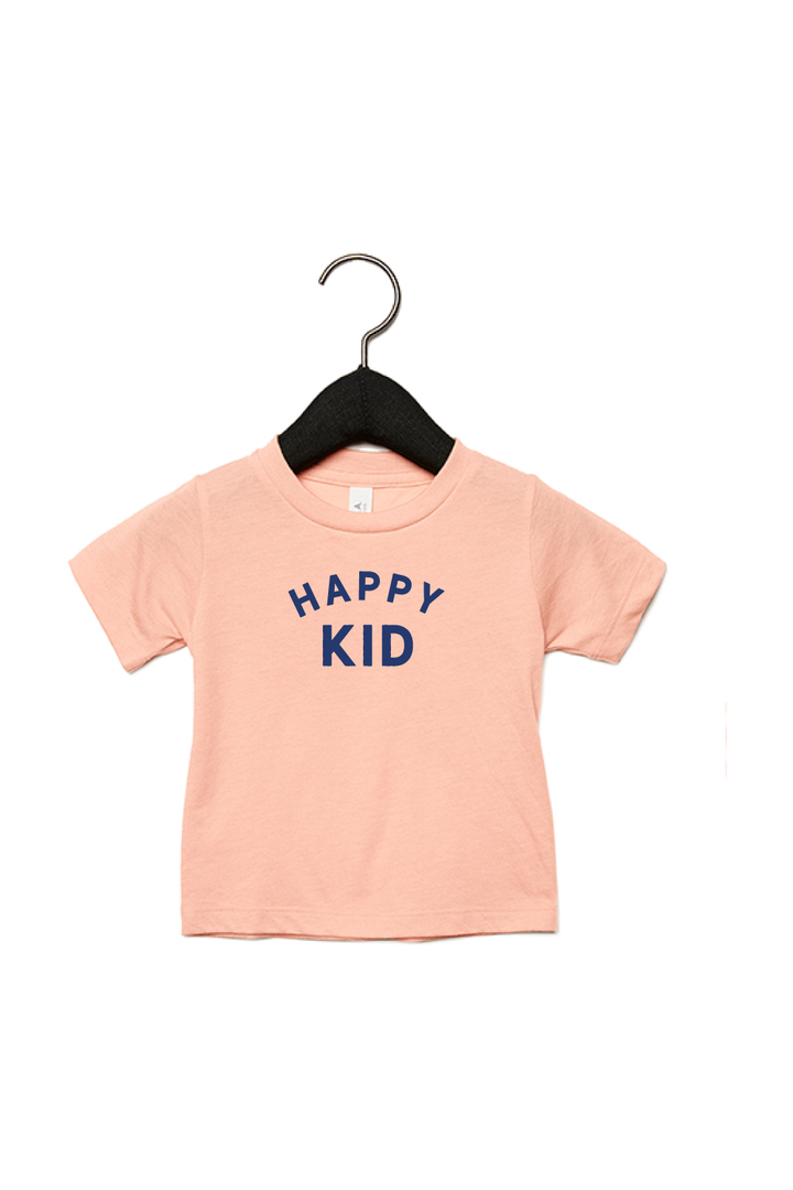 Happy Kid baby t-shirt * diverse kleuren - Joh Clothing