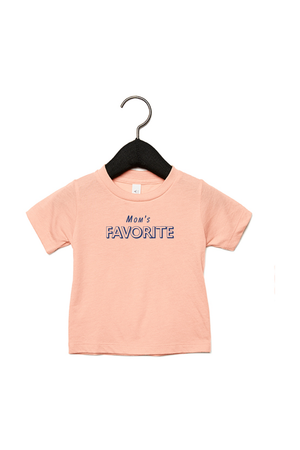 Mom's favorite baby t-shirt * diverse kleuren - Joh Clothing