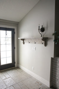 Farmhouse Coat Ledge