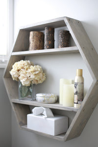 Heritage Hexagon Shelf
