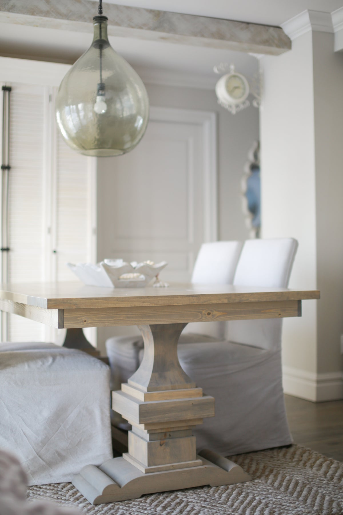 Heritage Dining Table - Modern