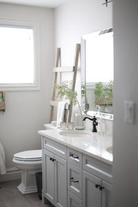 Heritage Bathroom Rack