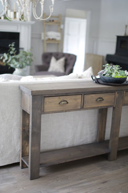 Anthem Console Table