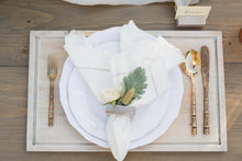 Load image into Gallery viewer, Ivory Cloth Napkins