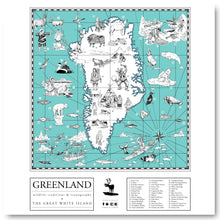 Load image into Gallery viewer, GREENLAND PRINT