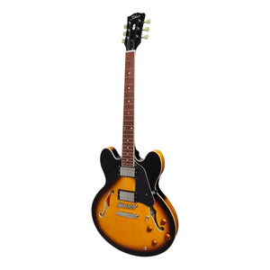 Tokai 'Traditional Series' ES-78 ES-Style Hollow Body Electric Guitar (Sunburst)