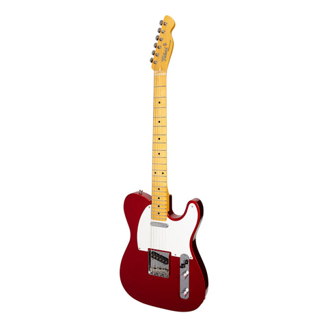 Tokai 'Vintage Series' ATE-95 TE-Style Electric Guitar (Metallic Red/Maple Fretboard)