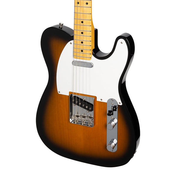 Tokai 'Vintage Series' ATE-95 TE-Style Electric Guitar (Golden Sunburst/Maple Fretboard)
