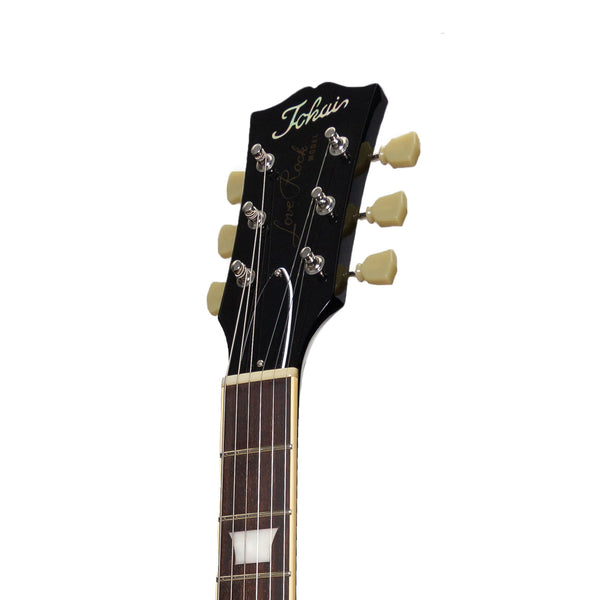 Tokai 'Vintage Series' LS-132S LP-Style Electric Guitar (Black)