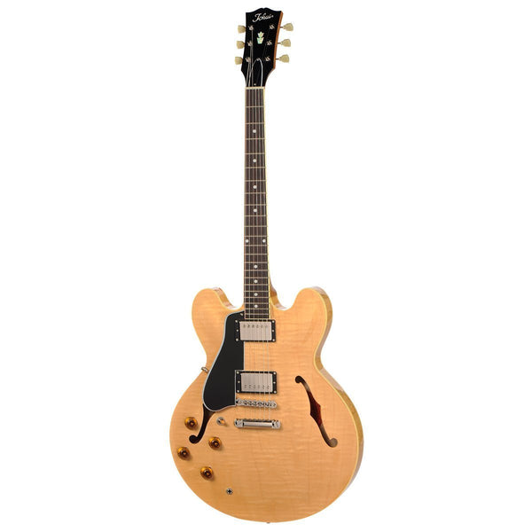 Tokai ES-166L-VNT Left-Handed 'Vintage Series' ES-style Hollow Body Guitar with Case